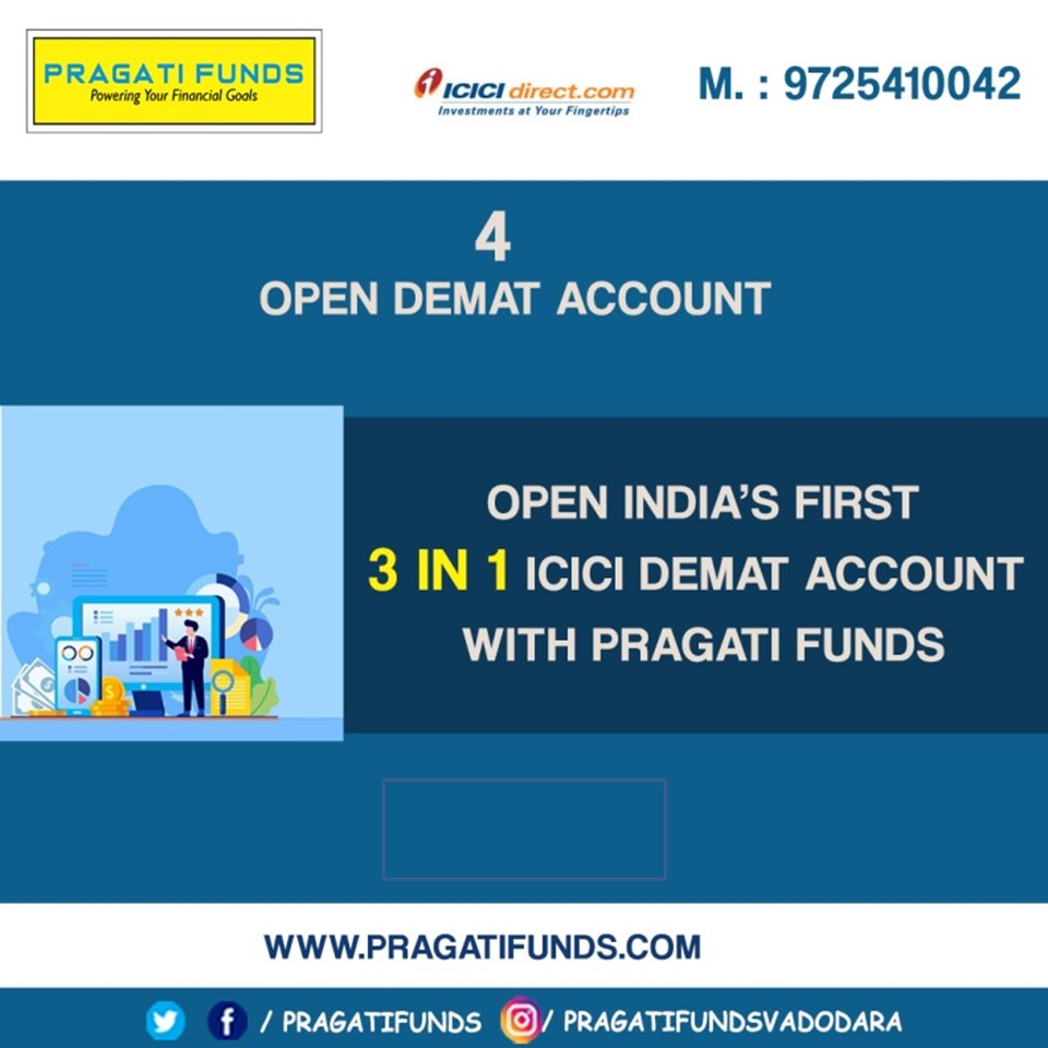 icici 3 in 1 account